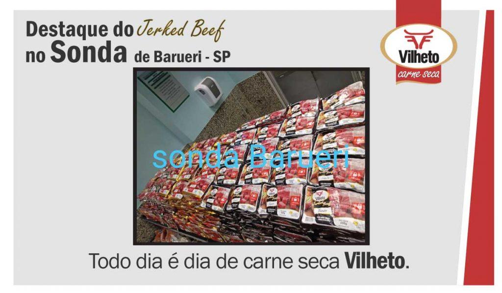 Carne seca no Makro Butantã, de São Paulo em SP
