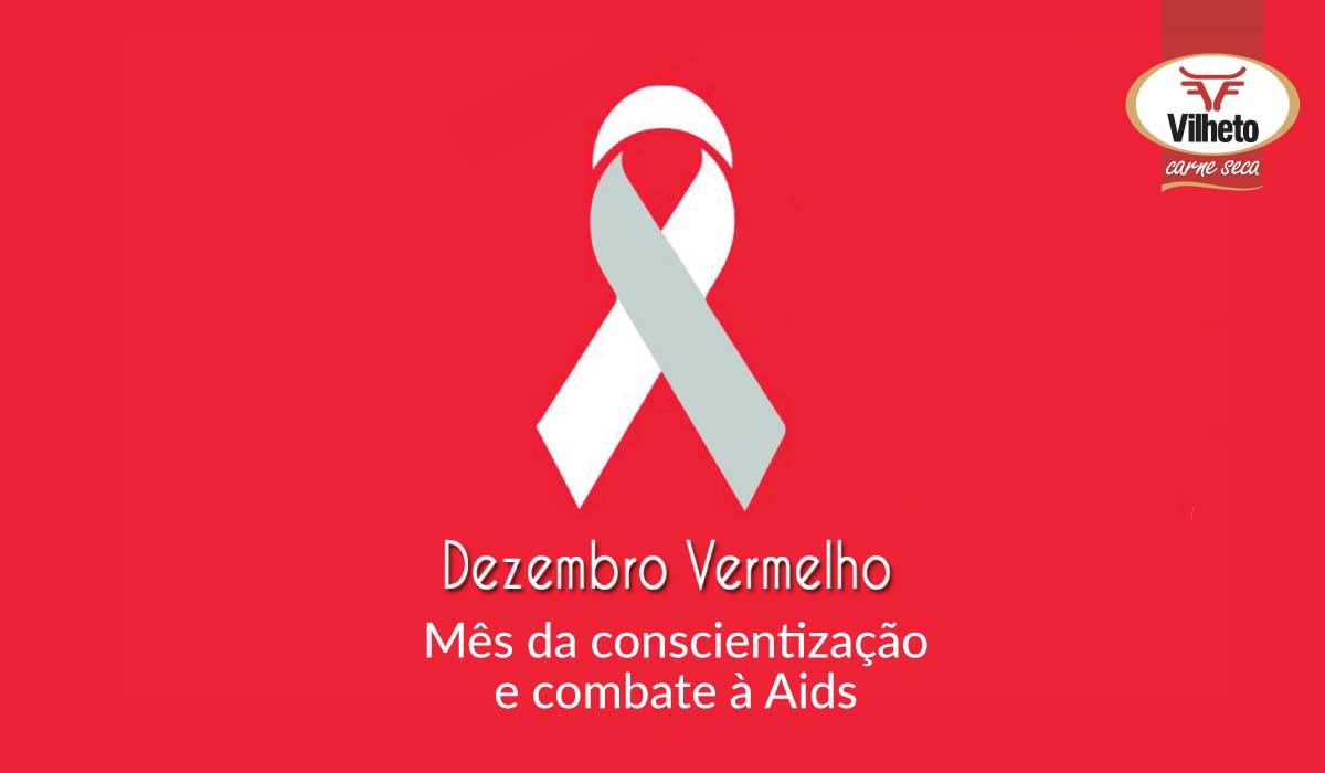 Dezembro Vermelho: mês da conscientização e combate à Aids