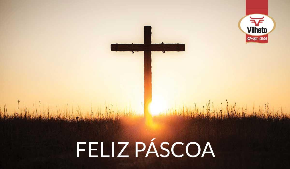 Feliz Páscoa! 2021