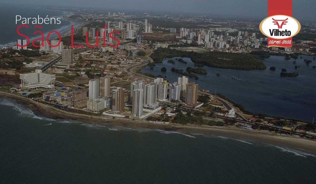 Parabéns para estas duas importantes capitais do Brasil, para Vitória (capital do Espirito Santos) e São Luís (capital do Maranhão).