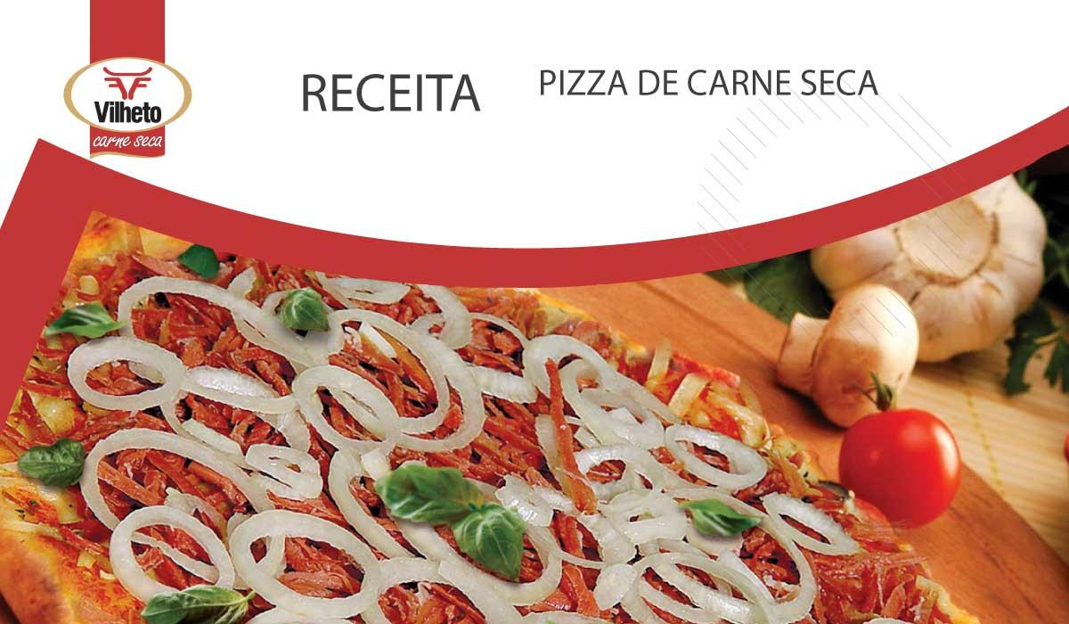 Pizza de Carne Seca